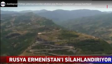Турецкий телеканал показал репортаж о том, как Россия готовит Армению к войне с Азербайджаном - [color=red]ВИДЕО[/color]