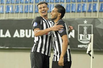 Galatasaray becomes rival of Neftchi in European League