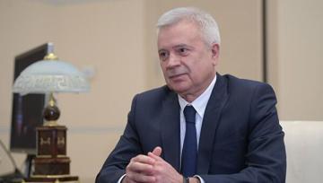 """Vahid Ələkbərov """"Dostluq"""" ordeni ilə təltif edilib"""