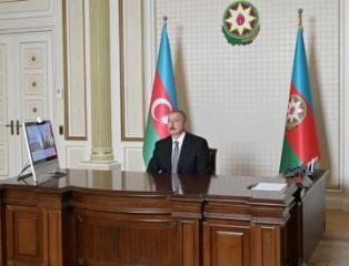 President of Azerbaijan: Law is law for everyone, no-one can be above law