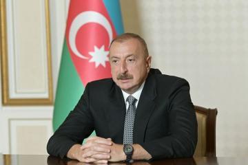 """Azərbaycan Prezidenti: """"Vətəndaşlarımız bundan sonra da məsuliyyətli olarsa, qısa müddətdə normal həyata qayıda bilərik"""""""