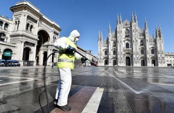 В Италии зафиксировали рекордное падение ВВП с 1995 года