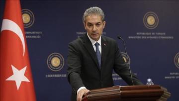 Турция рекомендует Франции отказаться от империалистского образа мышления