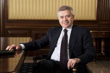 Вагит Алекперов награжден орденом «Достлуг»