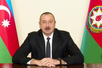 Президент Азербайджана обратился к народу - [color=red]ОБНОВЛЕНО[/color]
