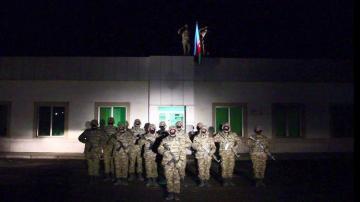 В освобожденном от оккупации Лачинском районе поднят флаг Азербайджана - [color=red]ВИДЕО[/color]