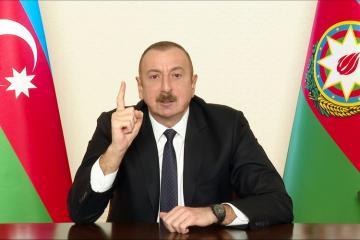 Президент Азербайджана: Нагорно-карабахского конфликта больше нет. Если кто-то считает, что этот конфликт еще продолжается, то он ошибается