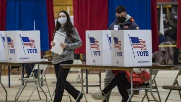 Минюст США не обнаружил масштабных фальсификаций на выборах