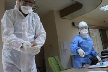 ВОЗ: COVID-19 за неделю заболели почти 4 млн, растет смертность