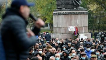 Армянская оппозиция выбрала кандидата на пост премьера