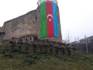 Azərbaycan Ordusunda Vətən müharibəsi şəhidlərinin xatirəsi anılıb - [color=red]VİDEO[/color]