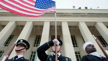 В Пентагоне назвали Россию, Китай и терроризм угрозами для США