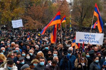Оппозиция Армении: Если Пашинян не уйдет в отставку, то по всей стране начнутся акции гражданского неповиновения