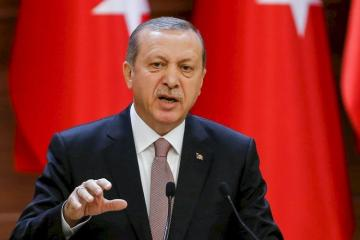 Эрдоган заявил о том, что Азербайджан всецело заслужил победу, одержанную в Карабахе
