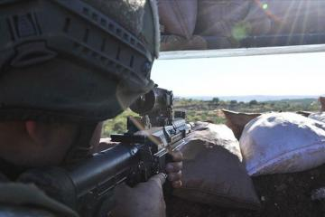Suriyada 9 PKK/YPG terrorçusu zərərsizləşdirib
