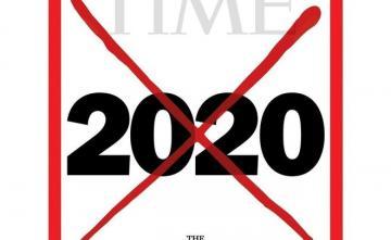 Журнал Time назвал 2020 год худшим в истории