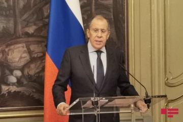 Лавров: В основу заявления лидеров РФ, Азербайджана и Армении легли базовые принципы