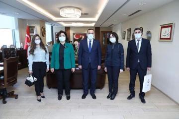 TABIB Chairman Ramin Bayramli visited Turkey