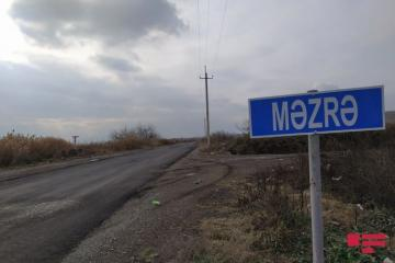 Представители СМИ побывали в освобожденном от оккупации Джабраильском районе, на территории начались строительные работы - [color=red]ФОТО - ВИДЕО[/color]