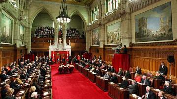 Kanada Senatı ermənipərəst senatorların təşəbbüsünü rədd edib