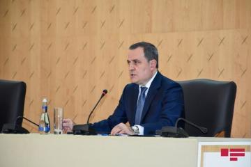 Глава МИД Азербайджана отправился с официальным визитом в Иран