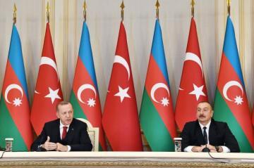 Ильхам Алиев: Наше преимущество в том, что и народы, и лидеры находятся рядом друг с другом, называют друг друга братьями