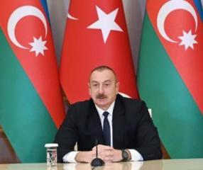 Ильхам Алиев: Если руководство Армении сделает правильные выводы из войны, то они тоже могут занять место на этой платформе