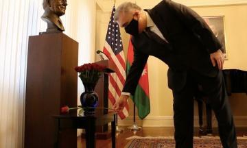 В Вашингтоне почтили память общенационального лидера Гейдара Алиева