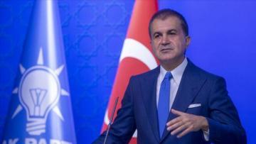 """AKP sözçüsü: """"Həddini aşan iranlı siyasətçilər Prezident Ərdoğan haqqında danışanda sayğılı olmalıdırlar"""""""