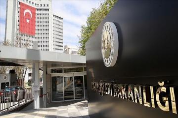 Türkiyə XİN: İranda Türkiyə Prezidenti haqqında ağır ifadələrin işlədilməsinə görə rəsmi Tehrana irad bildirilib