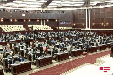 Azerbaijani Milli Majlis adopts law on renaming Sagiyan village of Shamakhi Gunashli