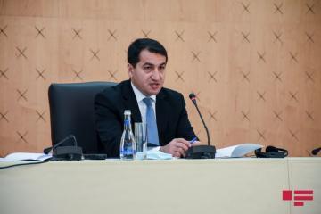 Хикмет Гаджиев: Президент Ильхам Алиев считает неприемлемыми односторонние санкции США против Турции