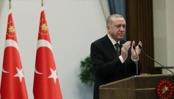 US sanctions 'blatant attack' on Turkish sovereignty: President