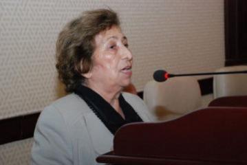 Akademik Adilə Namazova vəfat edib