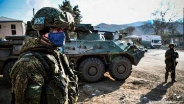 Минобороны России опровергло заявление Пашиняна об окружении миротворцев в Карабахе