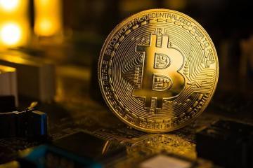 Bitkoinin qiyməti tarixində ən yüksək həddə çatıb