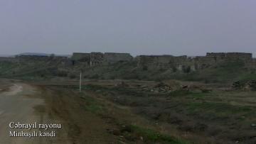 Cəbrayıl rayonunun Minbaşılı kəndindən yeni görüntülər - [color=red]VİDEO[/color]