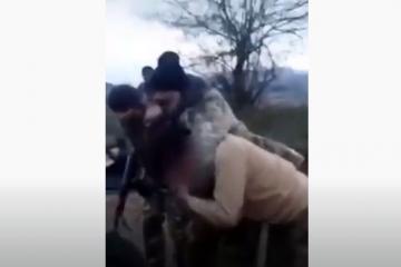 Омбудсмен обратилась к международным организациям в связи с пытками азербайджанских военнопленных армянами – [color=red]ВИДЕО[/color]