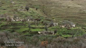 Село Гараджаллы Джабраильского района - [color=red]ВИДЕО[/color]