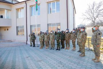 Azerbaijan State Security Service opens new administrative building in Shusha