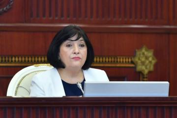 Сахиба Гафарова: Наблюдаемые в стране новые реалии и вызовы не могли не повлиять на бюджет 2021 года