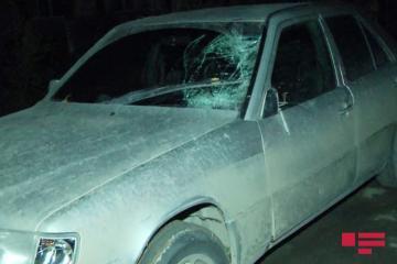 Sabirabadda avtomobilin vurduğu piyada xəstəxanada dünyasını dəyişib