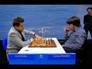 Азербайджанский гроссмейстер Теймур Раджабов вновь сыграет с Левоном Ароняном