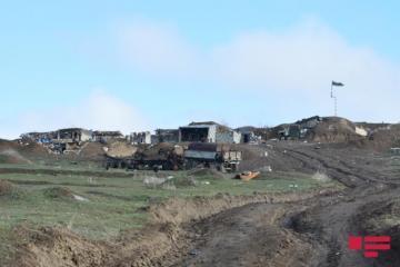 Füzulidəki erməni komanda mərkəzi, 2 km uzunluğunda minalı ərazi, Füzulinin heykəlinin tapılmağı - [color=red]REPORTAJ[/color]