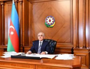 Проект бюджета ГНФАР представлен президенту