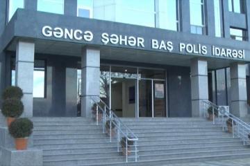 Gəncə polisi hərbçinin polis postundan şəhərə buraxılmaması ilə bağlı iddianı araşdırıb