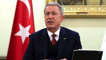 Хулуси Акар: В случае атаки на турецких военных Хафтар и его сторонники превратятся в легитимную военную цель