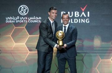 Роналду признан лучшим игроком, «Реал» - клубом XXI века