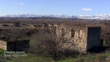 Село Икинджи Агалы Зангиланского района  - [color=red]ВИДЕО[/color]