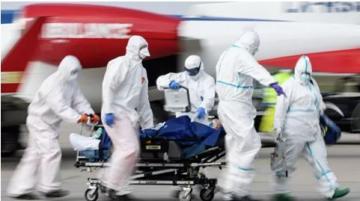 Almaniyada ilk dəfə koronavirusdan sutkalıq ölüm sayı 1000-i keçib
